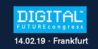 Logo des Digital Future Congress 2019