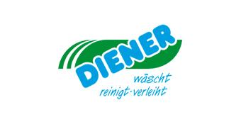 Logo von Wäscherei Diener - Diener wäscht reinigt verleiht