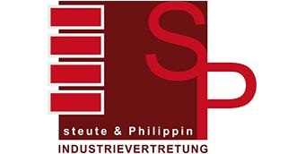 Logo des Unternehmens steute & Philippin Industrievertretung GmbH & Co.