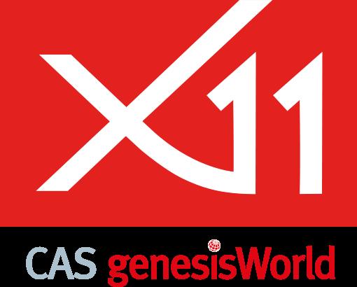 Logo CAS genesisWorld x11