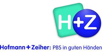 Logo des Unternehmens Hofmann + Zeiher