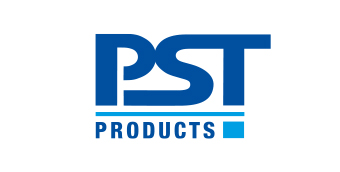 Logo unseres Kunden PST products