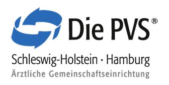 Logo der PVS Schleswig-Holstein