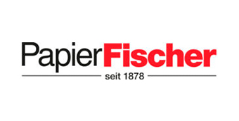 Logo von Papier Fischer in Karlsruhe