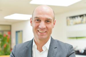 Porträt von Marcus Bär, Mitglied der Geschäftsführung CAS Mittelstand