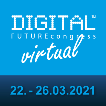 Messehinweis DIGITAL FUTUREcongress virtual 2021 Hessen