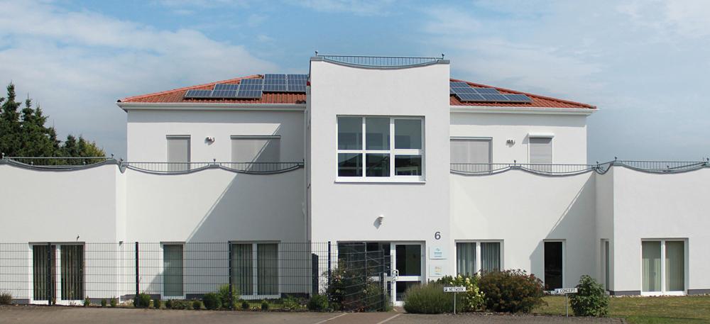 Bild vom Network Concept Firmensitz in Lich