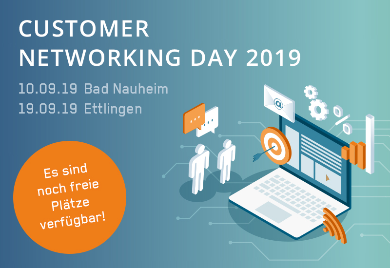 Customer Networking Day 2019