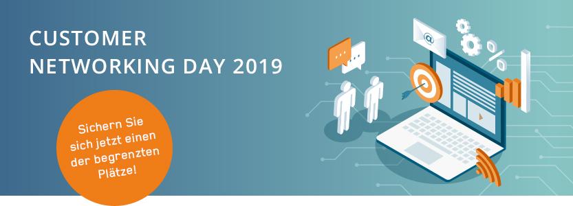 Customer Networking Day 2019