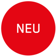 "Button ""Neu"" in rot"