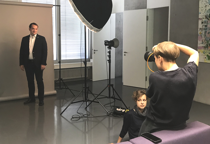 Bild vom Network Concept Fotoshooting - Portraitshoot in Karlsruhe