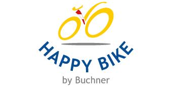 Logo von Happy Bike vom Unternehmen Buchner, Österreich