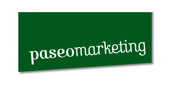 Logo der Paseo Marketing GmbH