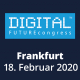Messehinweis Digital Future Congress 2020 in Frankfurt