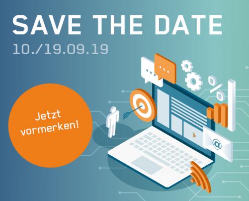 Customer Networking Day 2019 am 10. oder 19. September 2019