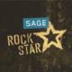 """Bild vom Logo """"Sage Rockstar"""""""