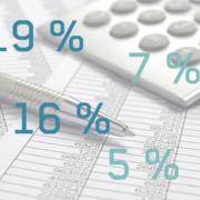 Titelbild zum Thema Umsatzsteuersenkung